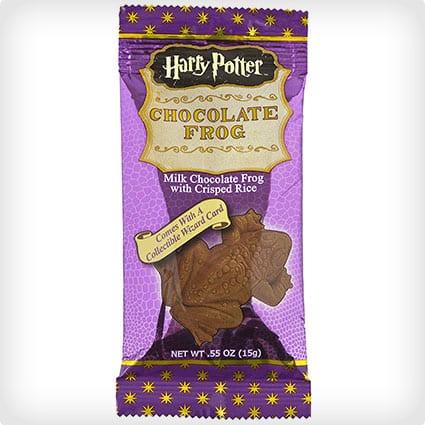 Harry Potter Milk Chocolate Frog