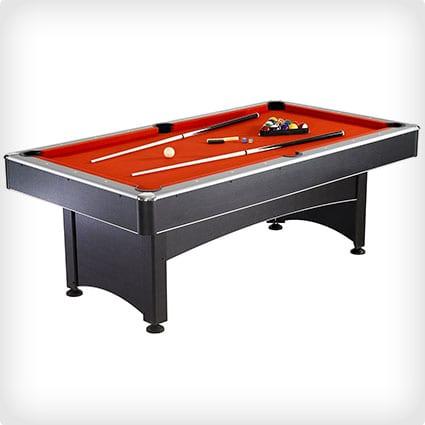 Hathaway Maverick Table Tennis and Pool Table, 7-Feet