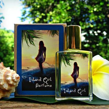 Hawaiian Perfume w/ Plumeria