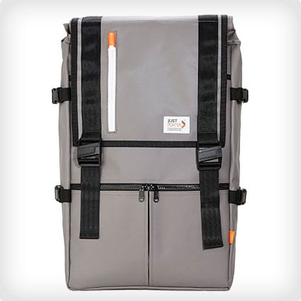 High Quality Rolltop Commuter Bag