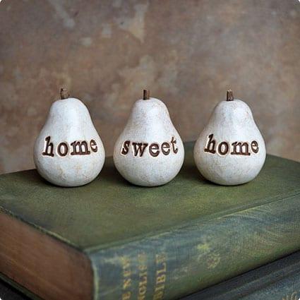 Home Sweet Home Pears