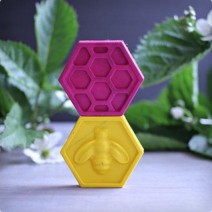 Honeycomb Crayons