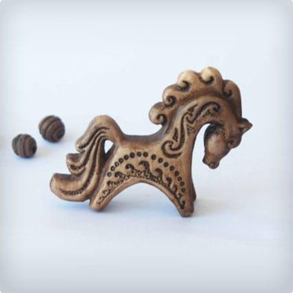 Horse figurine Whistle