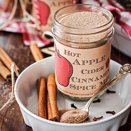 Hot Apple Cider Cinnamon Spice Mix