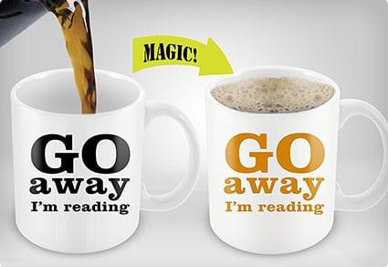 I'm Reading Coffee Mug