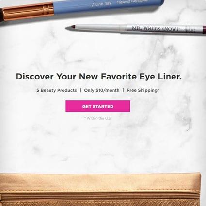 Ipsy Makeup Box