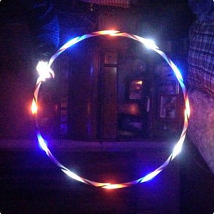 Kids LED Hoop