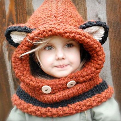 Knitting Pattern - Failynn Fox