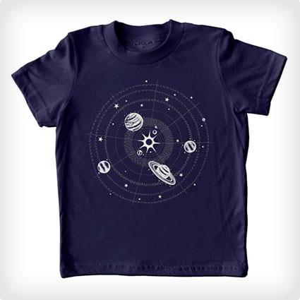Kids Space Shirt