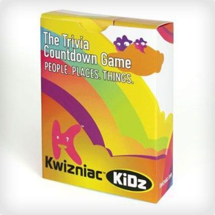 Kwizniac Trivia Game