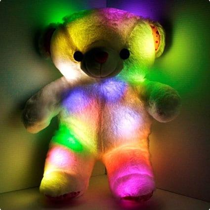 LED Light up Glow Teddy Bear