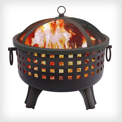 Landmann 23-1 / 2 Zoll Savannah Garden Light Feuerstelle