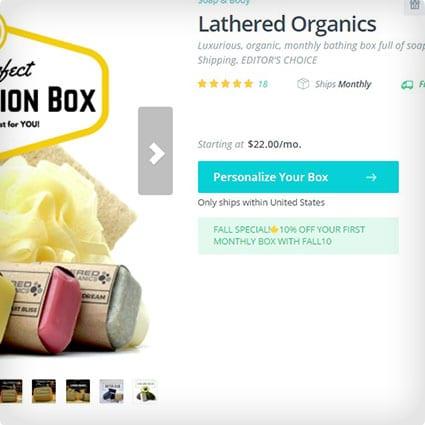 Lathered Organics