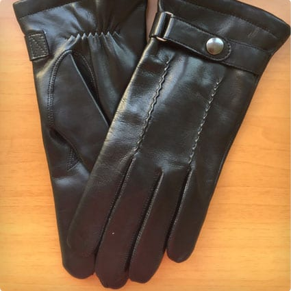 Men's Elegant Rubber Gloves
