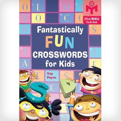 Mensa Crossword Puzzles for Kids