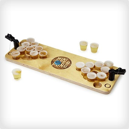 Mini Beer Pong
