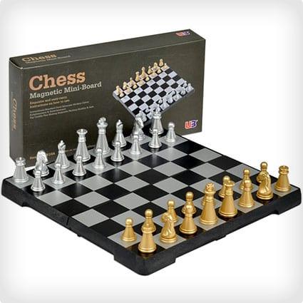 Mini Travel Chess Set
