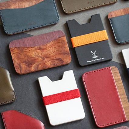 Minimalist Wallet Card