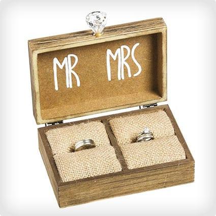 Mr. & Mrs. Holzringhalter Box