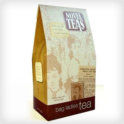 Novel Teas Teabags