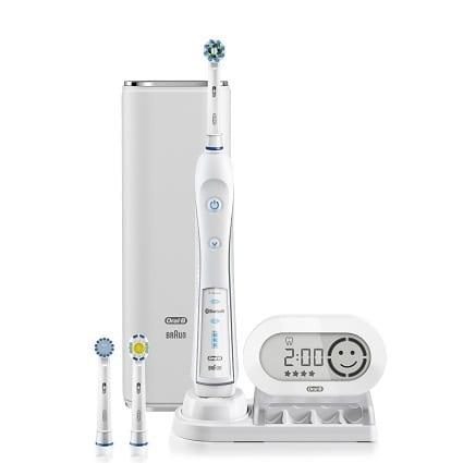 Oral-B White SmartSeries Wiederaufladbare elektrische Zahnbürste