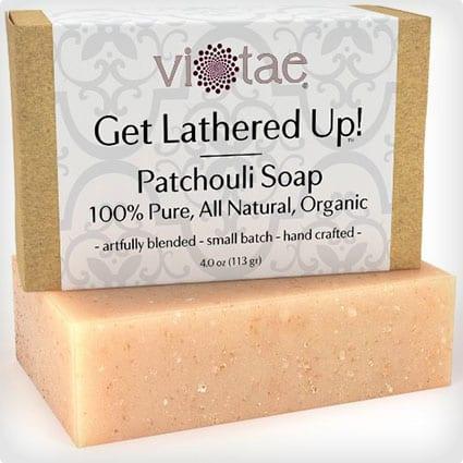Organic Patchouli Soap