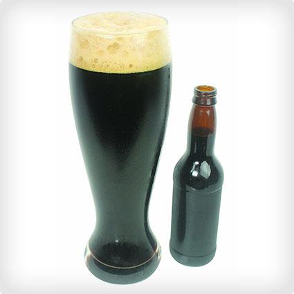Oversized Extra Large Giant Beer Glass – 53oz