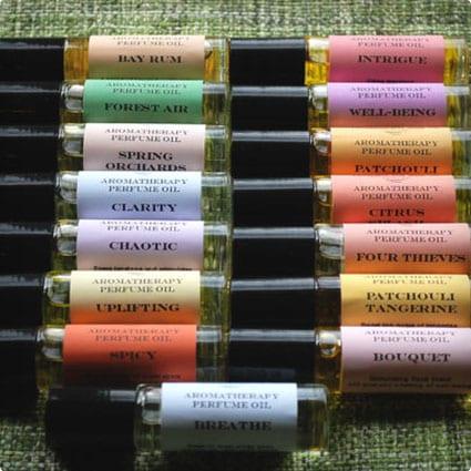 Perfume Oil
