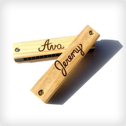 Personalized Harmonica