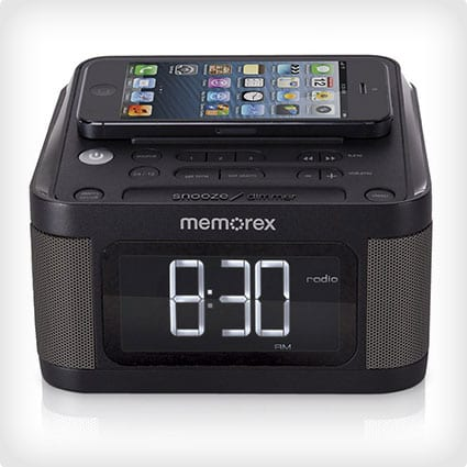Phone Charging Alarm Clock