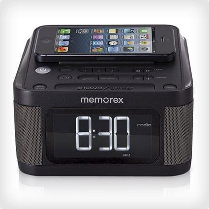 Phone Charging Alarm Clock