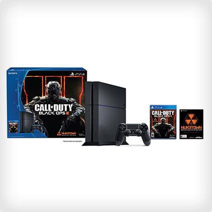 Playstation 4 Bundle w/ Call of Duty