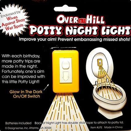 Potty Night Light