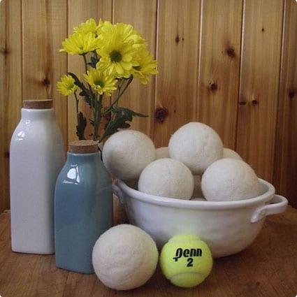 Premium Wool Dryer Balls