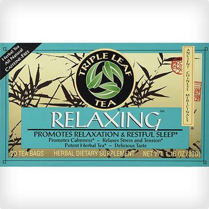 Relaxing Tea Bags