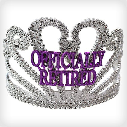 Retirement Tiara