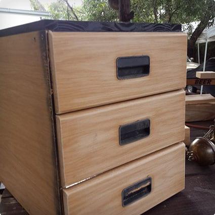 Revamped Office Storage