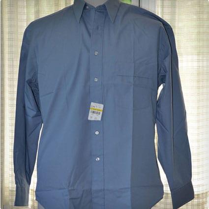 Saint Laurent Men's Dress Shirt L
