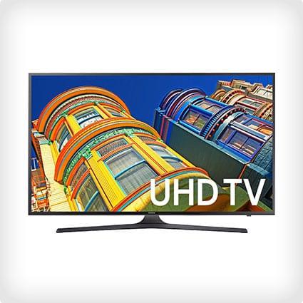 Samsung UN55KU6300 55-Zoll 4K Ultra HD Smart LED-Fernseher