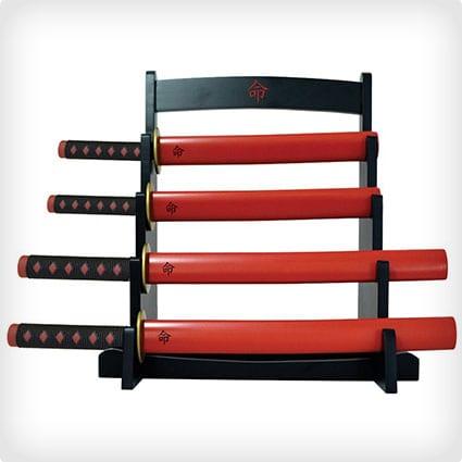 Samurai Kitchen Knife Set