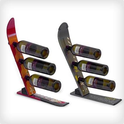 Snow Ski Wine Rach