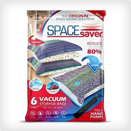 SpaceSaver Vakuum-Aufbewahrungsbeutel