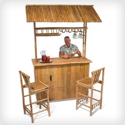 The Genuine Bamboo Tiki Bar