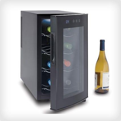 The Superior Countertop Wine Refrigerator