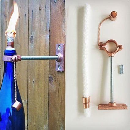 Tiki Torch Kit