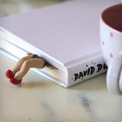 Unique Funny Bookmark