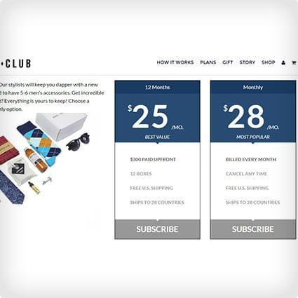 Urban Dapper Club