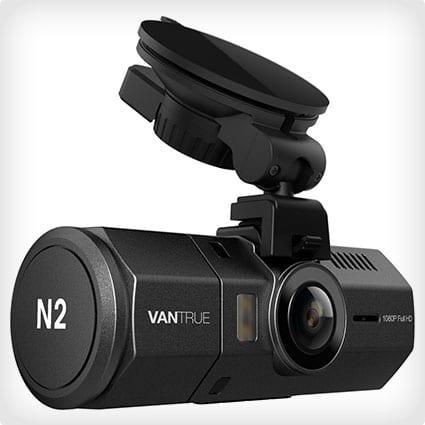 Vantrue N2 1080P Dual Dash Cam