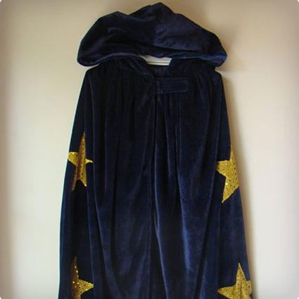 Velvet Wizard Cloak