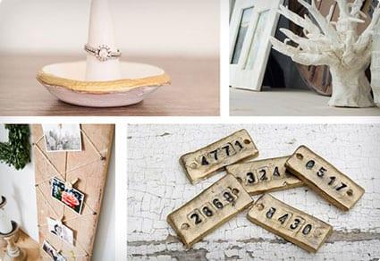 Vintage Locker Tags